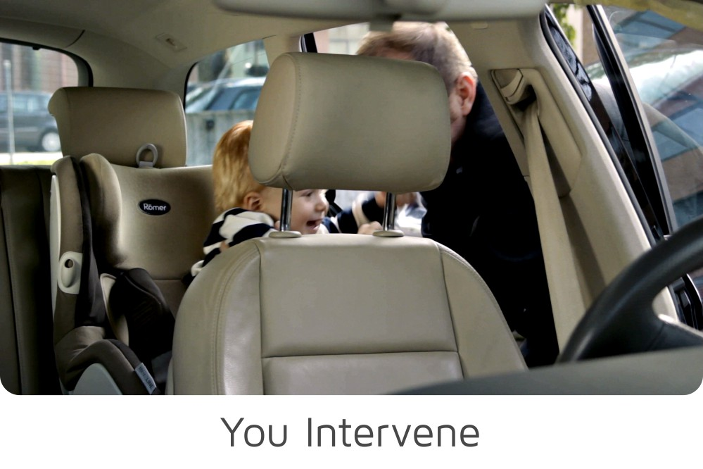 You Intervene